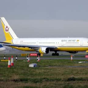 Royal Brunei Airlines is listed (or ranked) 19 on the list List of Melbourne Airport Airlines