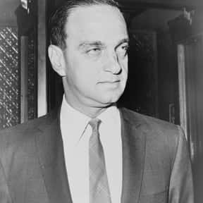 Roy Cohn is listed (or ranked) 24 on the list Famous People From The Bronx