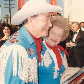 Roy Rogers is listed (or ranked) 5 on the list Famous People Whose Last Name Is Rogers