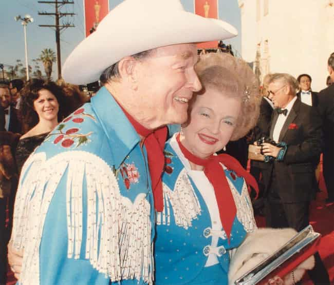 Roy Rogers is listed (or ranked) 4 on the list The Roy Rogers and Dale Evans Show Cast List
