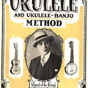Roy Smeck is listed (or ranked) 15 on the list The Greatest Ukulele Players of All Time