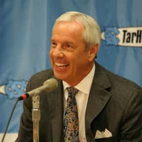 Roy Williams is listed (or ranked) 24 on the list The Most High Strung Coaches in College Sports