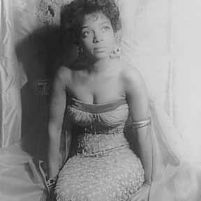 Ruby Dee is listed (or ranked) 2 on the list Famous Hunter College High School Alumni