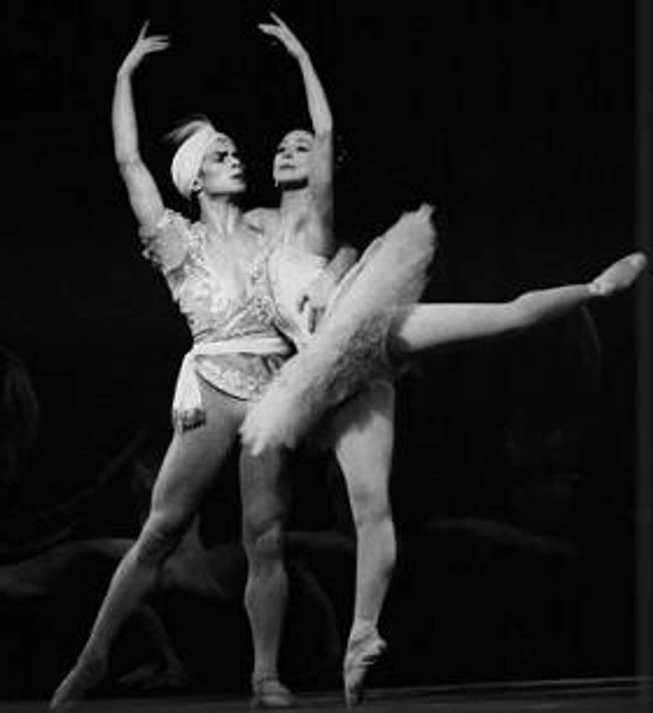 Rudolf Nureyev is listed (or ranked) 1 on the list List of Famous Ballet Masters
