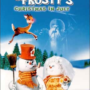 Rudolph and Frosty's Christmas is listed (or ranked) 10 on the list The Best '70s Christmas Movies