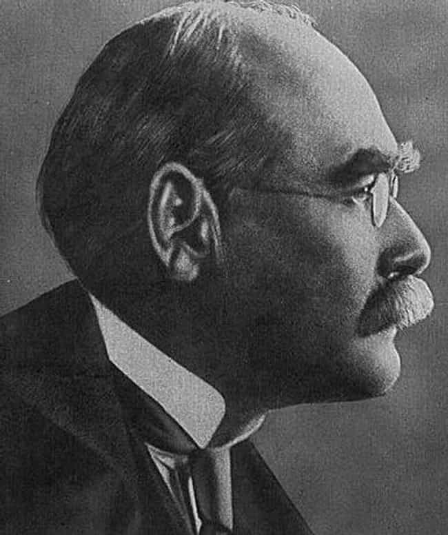Rudyard Kipling is listed (or ranked) 3 on the list Writers Who Should Have Biopics