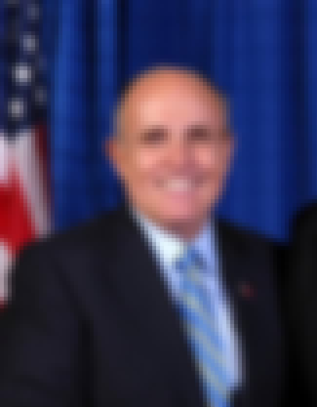 Rudy Giuliani is listed (or ranked) 2 on the list List of Famous Public Speakers