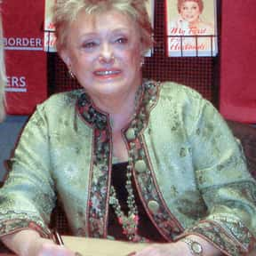 Rue McClanahan is listed (or ranked) 13 on the list Golden Apple Most Cooperative Actress Winners