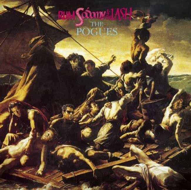 Rum Sodomy & the Lash is listed (or ranked) 2 on the list The Best Pogues Albums of All Time