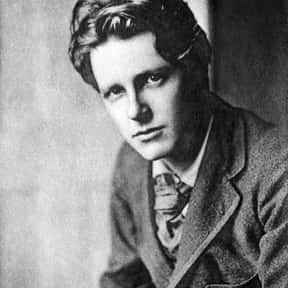 Rupert Brooke is listed (or ranked) 1 on the list Famous King's College, Cambridge Alumni