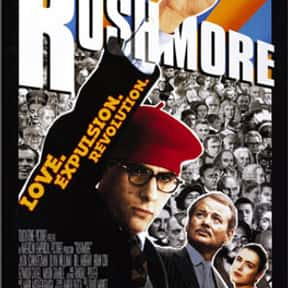 Rushmore is listed (or ranked) 19 on the list The Funniest Movies About Teachers