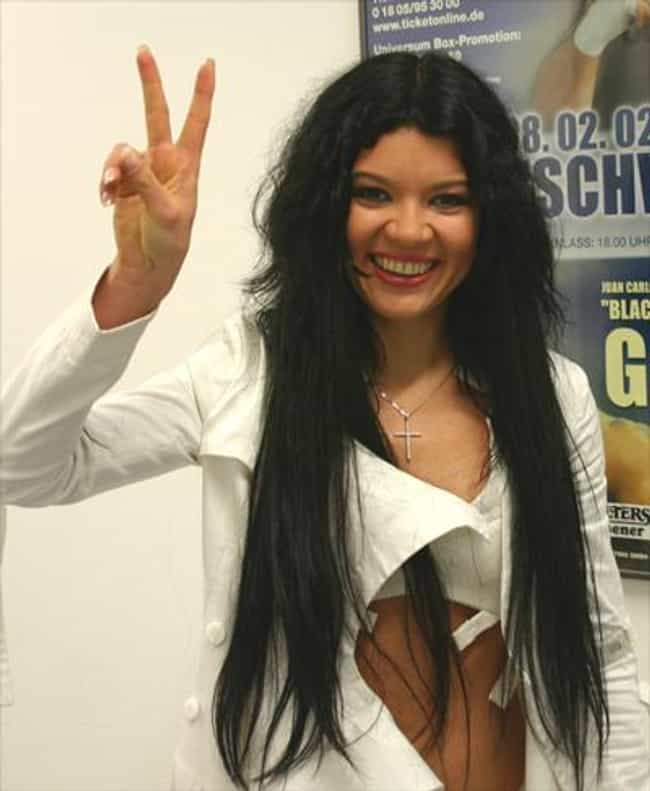 Ruslana is listed (or ranked) 2 on the list Famous Female Conductors