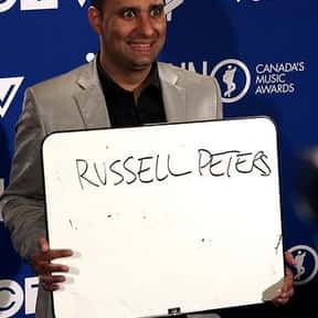 Russell Peters is listed (or ranked) 20 on the list List of Famous Disc Jockeys
