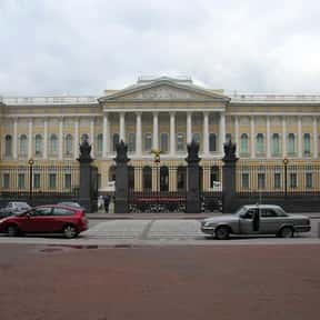 Russian Museum is listed (or ranked) 13 on the list The Top Must-See Destinations in Russia