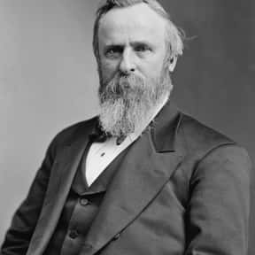 Rutherford B. Hayes is listed (or ranked) 14 on the list Famous Harvard Law School Alumni
