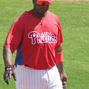 Ryan Howard is listed (or ranked) 15 on the list The Best Philadelphia Phillies Of All Time