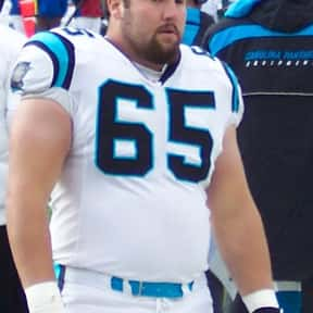 Ryan Kalil is listed (or ranked) 11 on the list The Best Carolina Panthers of All Time