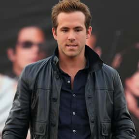 Ryan Reynolds is listed (or ranked) 9 on the list Famous Men You'd Want to Have a Beer With