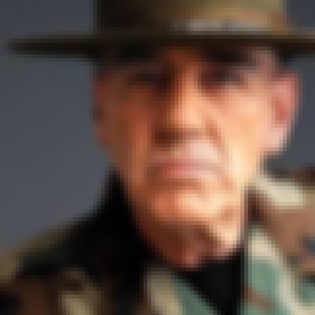 R. Lee Ermey is listed (or ranked) 2 on the list Famous People who Majored in Criminology