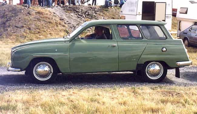 Saab 95 Is Listed Or Ranked 6 On The List Full Of