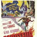 Saboteur is listed (or ranked) 23 on the list The Best '40s Thriller Movies