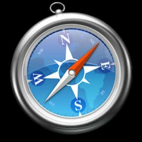 Safari is listed (or ranked) 7 on the list The Best Internet Browsers