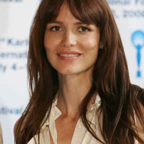 Saffron Burrows is listed (or ranked) 13 on the list Famous Gay, Lesbian and Bisexual People Born in the 1970s