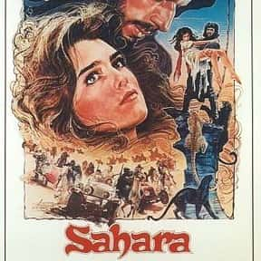 Sahara is listed (or ranked) 13 on the list The Best Action & Adventure Movies Set in the Desert