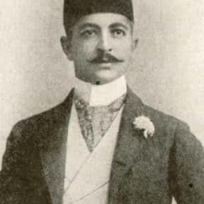 Said Halim Pasha is listed (or ranked) 6 on the list Famous People From Egypt
