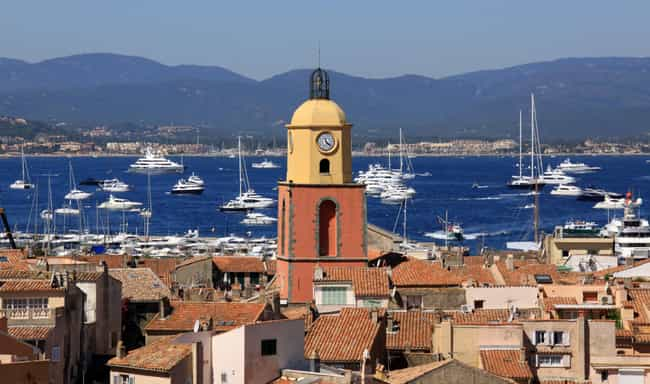 Saint-Tropez is listed (or ranked) 2 on the list The Best Beach Cities in the World