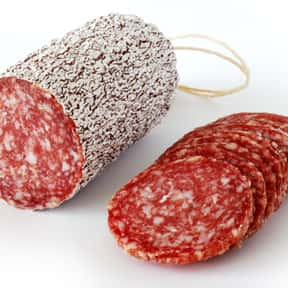 Salami is listed (or ranked) 22 on the list The Best Picnic Foods