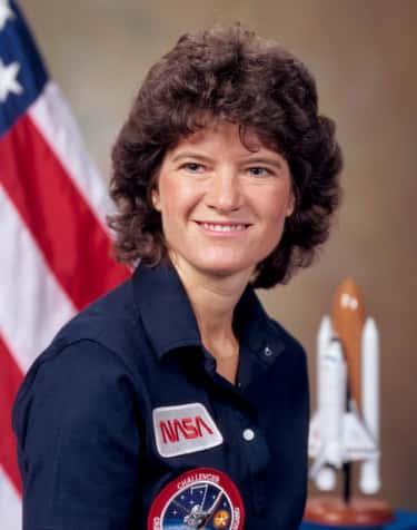 Sally Ride is listed (or ranked) 2 on the list Famous Female Physicists