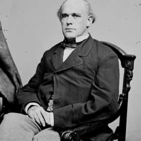 Salmon P. Chase is listed (or ranked) 13 on the list Famous University Of Cincinnati Alumni