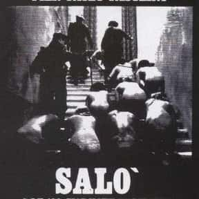 Salò, or the 120 Days of Sodom is listed (or ranked) 21 on the list The Best Exploitation Movies of the 1970s