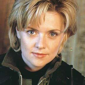 Samantha Carter is listed (or ranked) 12 on the list The Greatest Scientist TV Characters