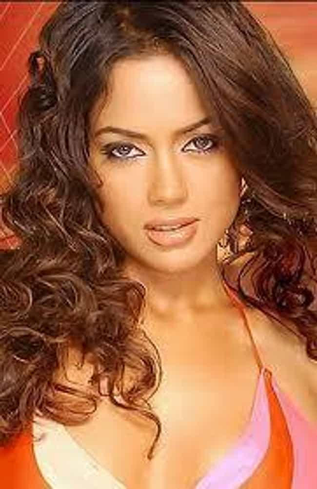 Sameera Reddy is listed (or ranked) 2 on the list Famous Bombay Scottish School Alumni