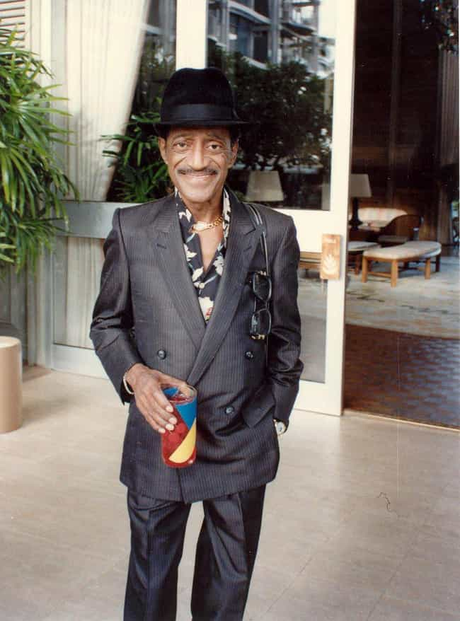Sammy Davis, Jr. is listed (or ranked) 8 on the list Famous Christians Who Converted to Judaism