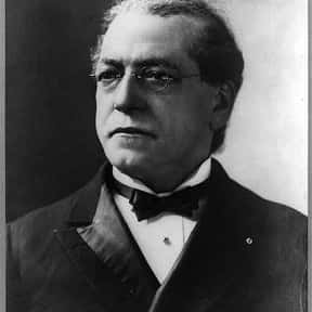 Samuel Gompers is listed (or ranked) 10 on the list Famous People Who Died in Texas