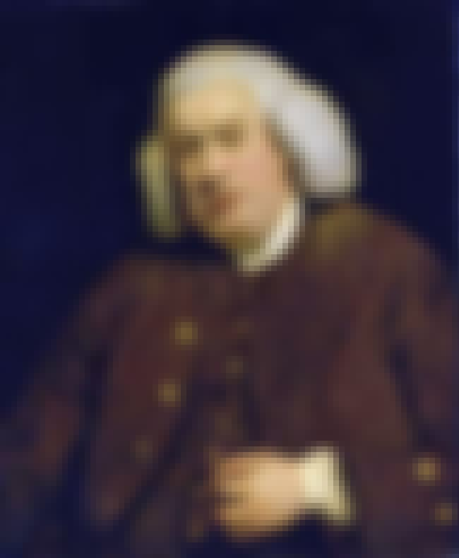 Samuel Johnson is listed (or ranked) 1 on the list List of Famous Lexicographers