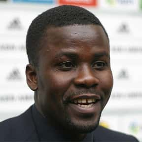 Samuel Kuffour is listed (or ranked) 2 on the list Famous Athletes from Ghana