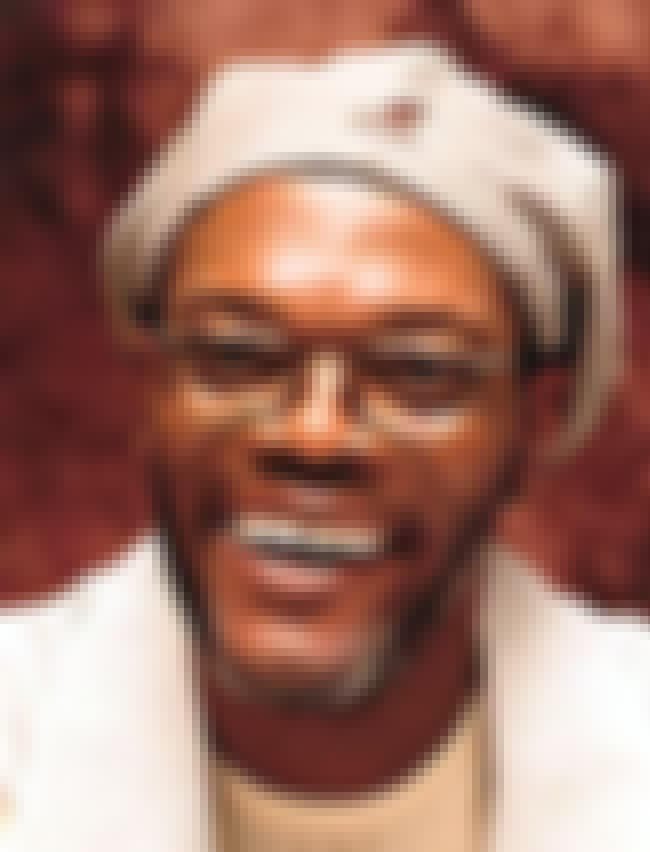 Samuel L. Jackson is listed (or ranked) 4 on the list Cape Cod Celebrities