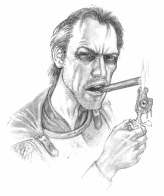 Sam Vimes is listed (or ranked) 2 on the list The Best Character from Terry Pratchett's Discworld Series