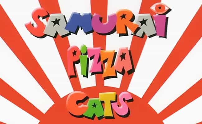 Samurai Pizza Cats is listed (or ranked) 2 on the list The Best Underrated Cartoons of the 90s