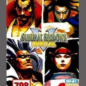 Samurai Shodown V Special is listed (or ranked) 13 on the list The Best Neo Geo Fighting Games