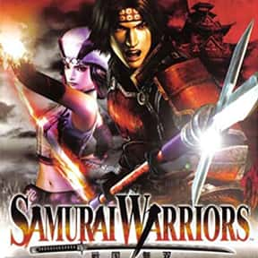 Samurai Warriors is listed (or ranked) 19 on the list The Best Samurai Games, Ranked