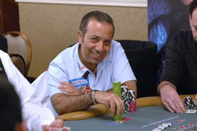 Sam Farha is listed (or ranked) 3 on the list Famous Male Professional Poker Players