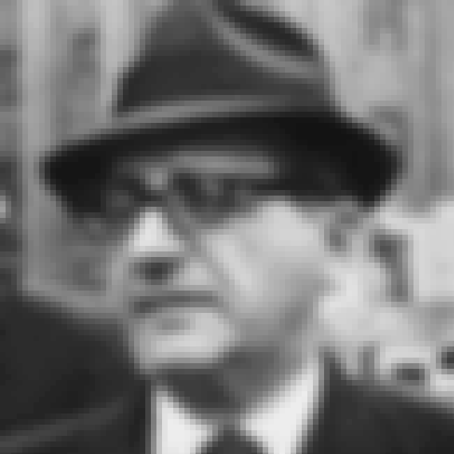 Sam Giancana is listed (or ranked) 7 on the list List of Famous Gangsters