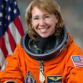Sandra Magnus is listed (or ranked) 19 on the list Female Space Travelers: A Complete List