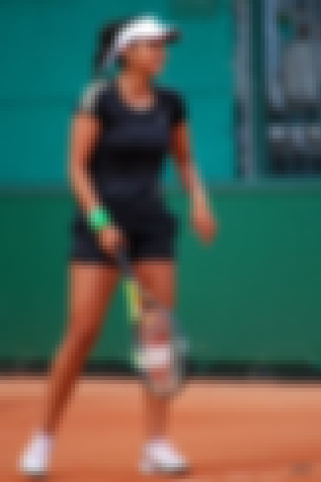 Sania Mirza is listed (or ranked) 2 on the list The Best Tennis Players from India