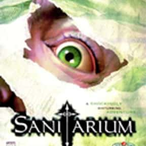 Sanitarium is listed (or ranked) 17 on the list The Best Point and Click Adventure Games Of All Time